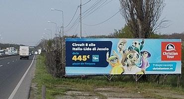 Billboard şi frontlit